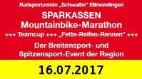 Sparkassen-MTB-Marathon am 16.07.2017